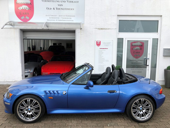 BMW Z3 Roadster 2.8 Estorilblau